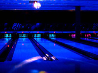 Bowling, discoljus