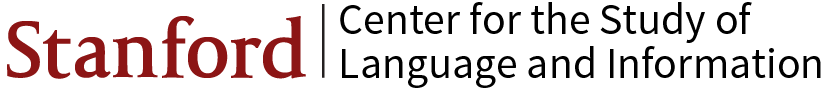 Stanford Center for the Study of Language and Information