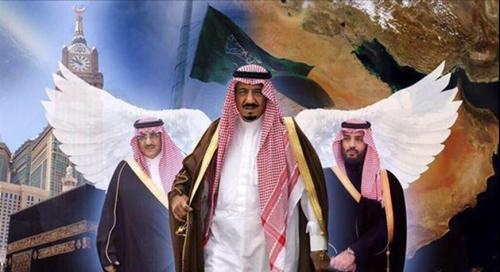 saudi propaganda the-avengers