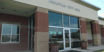 Parkville City Hall