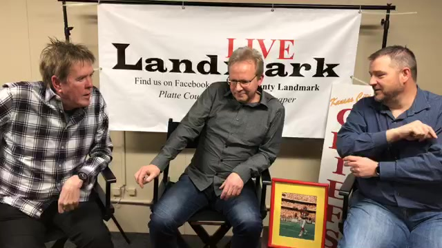 Landmark Live! talking chiefs playoffs and paying tribute to the late sports media sound bite columnist greg hall hosted by ivan foley and chris kamler thumbnail.jpg