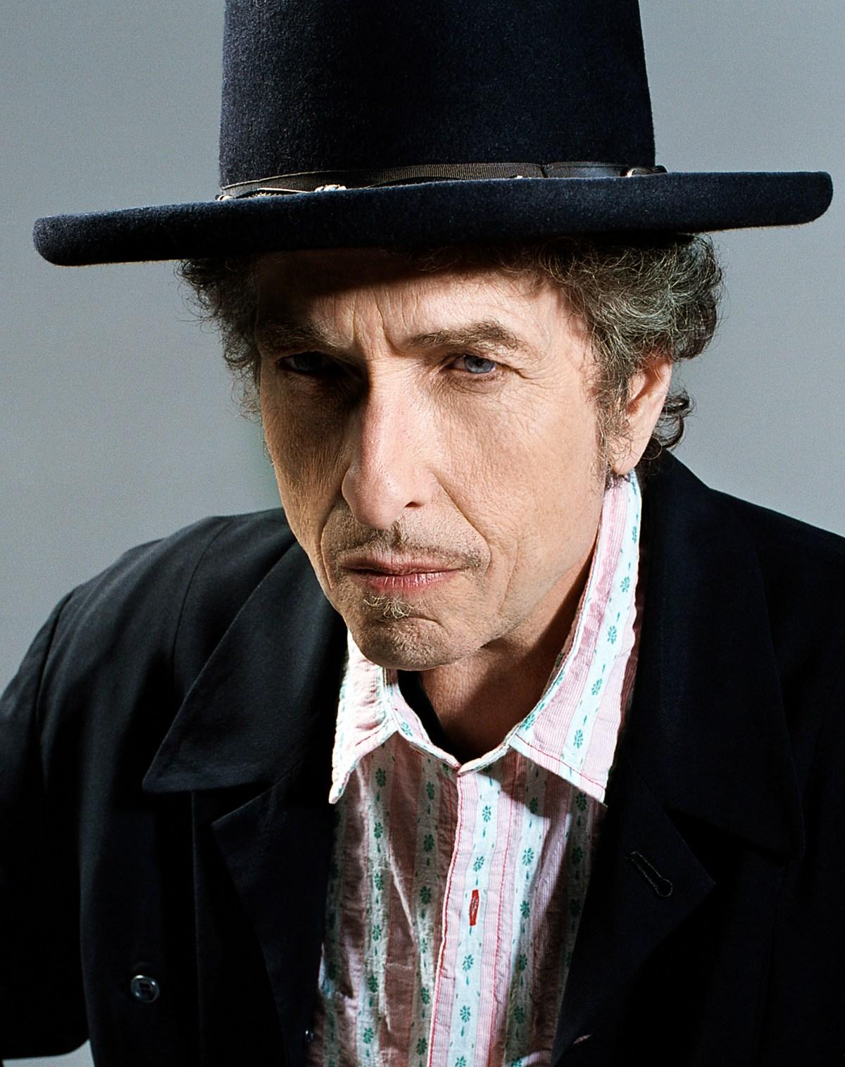 Bob Dylan spielt vor einem einzigen Fan