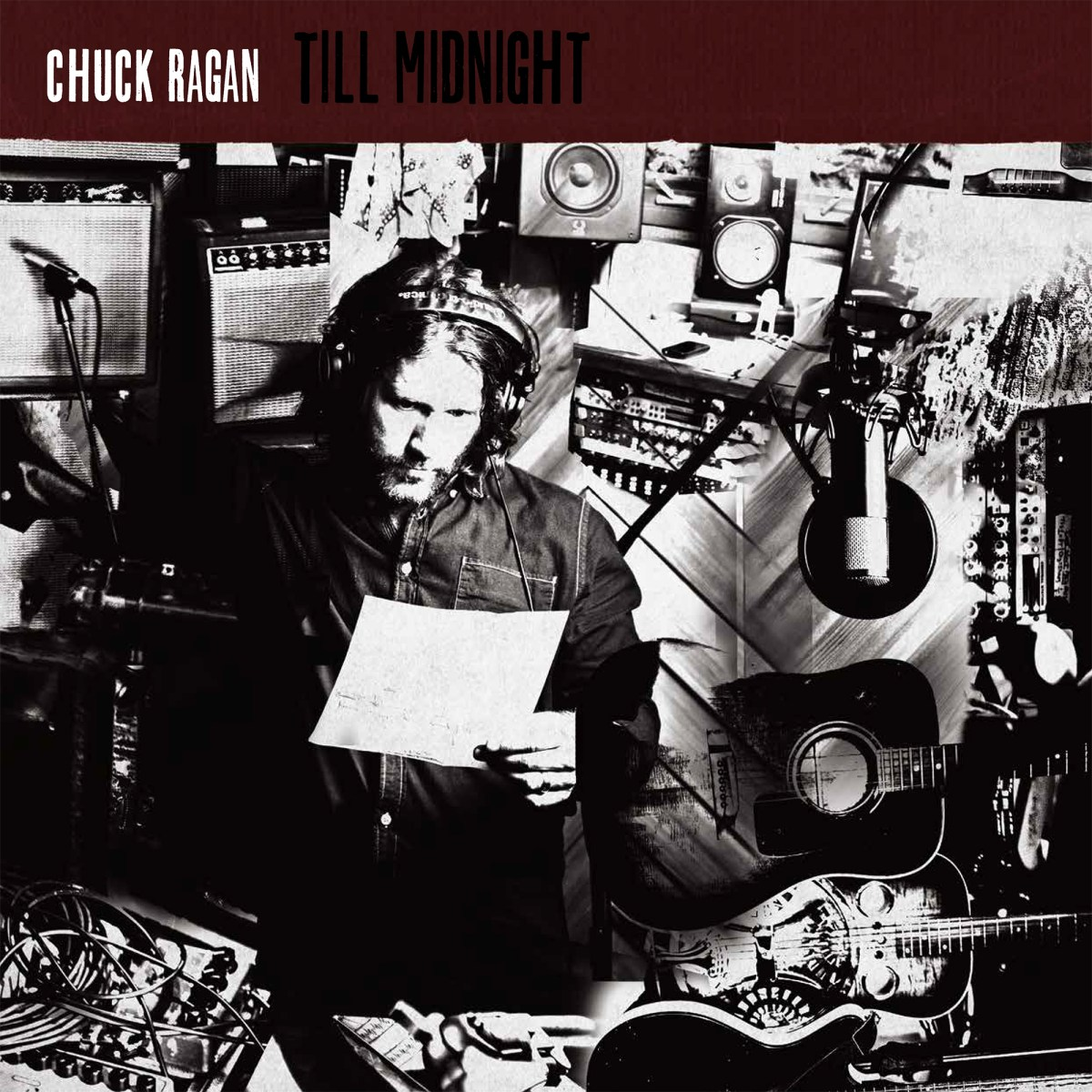 Chuck Ragan - Till Midnight Cover