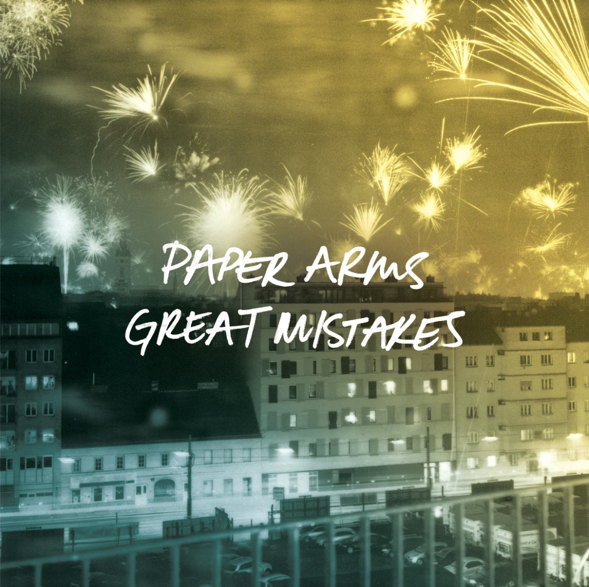 Paper Arms - Great Mistakes - Cover