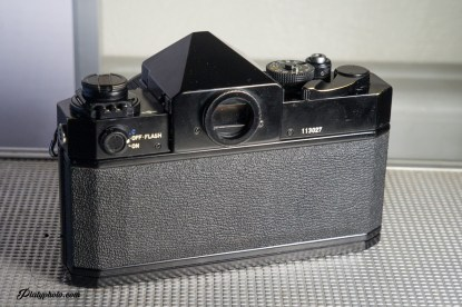 CANON F-1 OLD + CANON FD 50mm F:1.4 CHROME NOSE