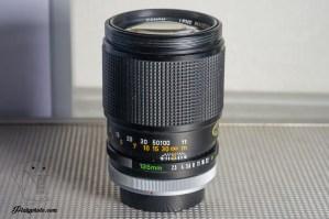 Canon FD 135mm 2.5