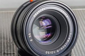 SUMMICRON-R 50mm F:2 ROM LAST VERSION NEAR MINT