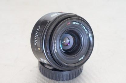 MINOLTA AF 28mm F:2.8