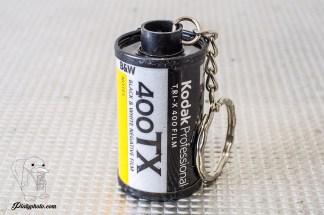PORTE-CLES KODAK TRI-X 400