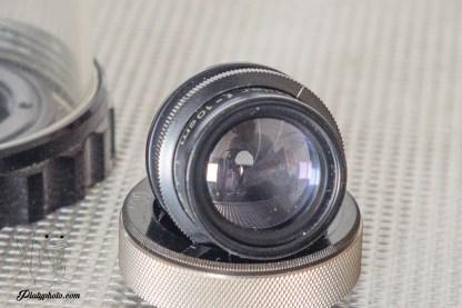 LEITZ MILAR 10cm F:4.8 + M39 ADAPTATEUR