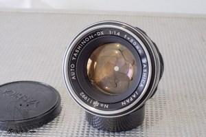 M42 YASHICA YASHINON AUTO DX 50mm F:1.4
