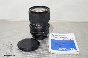 Tokina AT-X 28-85mm F:3.5-4.5