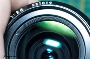Nikon Nikkor AI-S 28mm F:2.8
