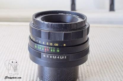 M42 Helios 44M 58mm F:2 (1983)