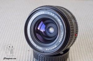 Minolta MC Rokkor 28mm F:3.5
