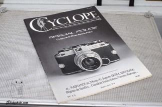 Magazine Cyclope N°13 Spécial police