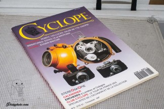 Magazine Cyclope N°6