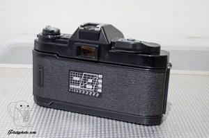 Fuji AX Multi Program + 50mm F:1.6