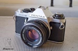 Pentax ME Super + 50mm F:1.7