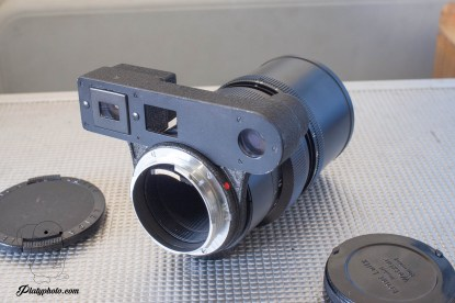 Leica M Elmarit 135mm F:2.8 (1977)