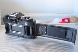 Ricoh XR-2 + Rikenon 50mm F:2