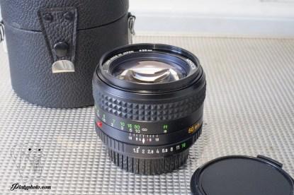Minolta MD 50mm F:1.2