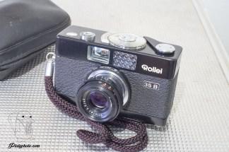 Rollei 35B Triotar 40mm F:3.5
