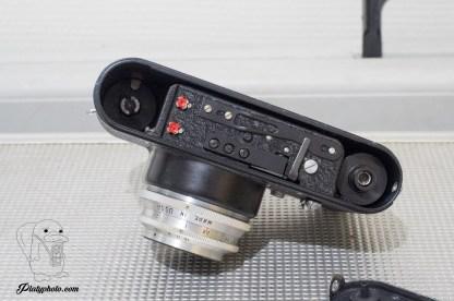 Krasnogorsk Zenit 3 +Industar 50 50mm F:3.5