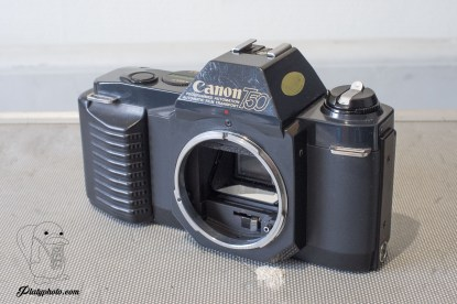 Canon T50 nu