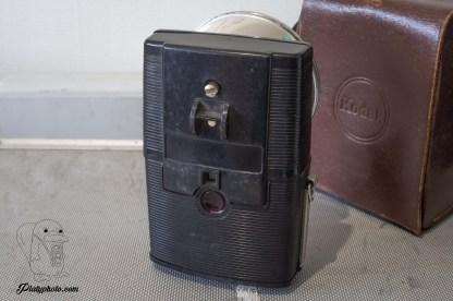 Kodak Brownie Starflash noir