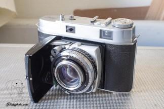 Kodak Retina IIC Rodenstock Heligon 50mm F:2.8