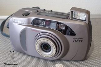 Minolta Riva Zoom 115EX