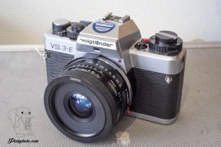 Voigtlander VSL 3-E + Tamron 28mm F:2.5