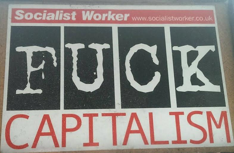 Socialist Worker Cover