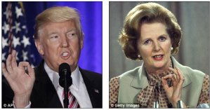 Thatcher and Trump