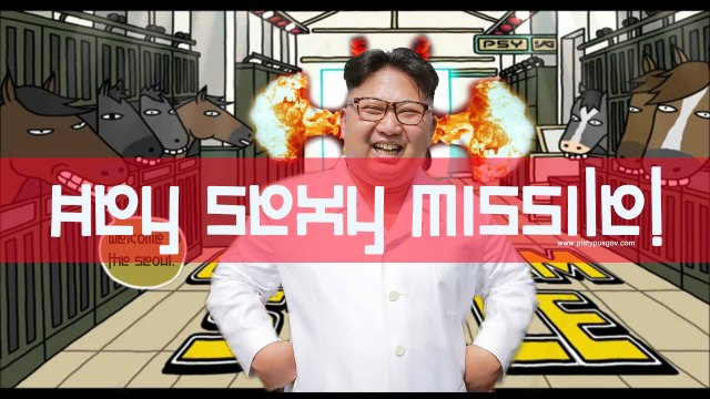 Hey Sexy Missile