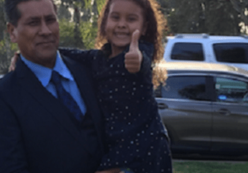 Man arrested by ICE in photo with his granddaughter