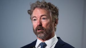 Rand Paul with a Beard