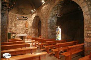 Hermita de Santa Eulalia -interior