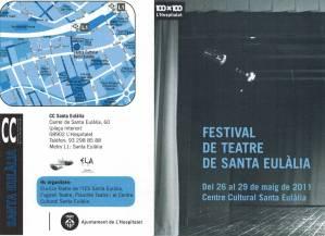 9è Festival d'Arts Escèniques de Sta Eulalia L'H 2011
