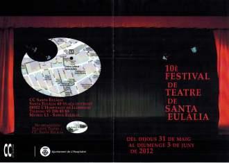 10è Festival d'Arts Escèniques de Sta Eulalia L'H 2012