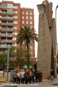 Ruta històrica del Museu de L'Hospitalet de Llobregat