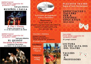 Oferta Educativa 2015-16