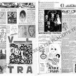 Periodic fictici creat per Plàudite Teatre per a la Recreació del Temps de Rafael Barradas