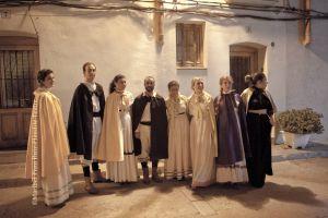 Vestits de modernistes a L'Hospitalet de Llobregat