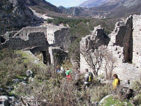 Tvrđava koju su gradile žene