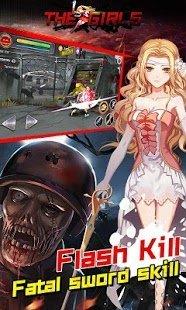 Скачать Девушки убийца зомби на андроид бесплатно версия