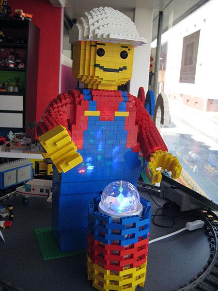 Erics Schatzkiste Lego-Mann