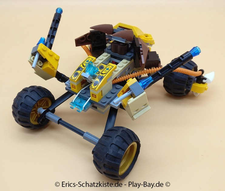 Lego® 70002 [Legends of Chima] Lennox Löwenbuggy Lennox' Lion Attack (Get it @ PLAY-BAY.de)
