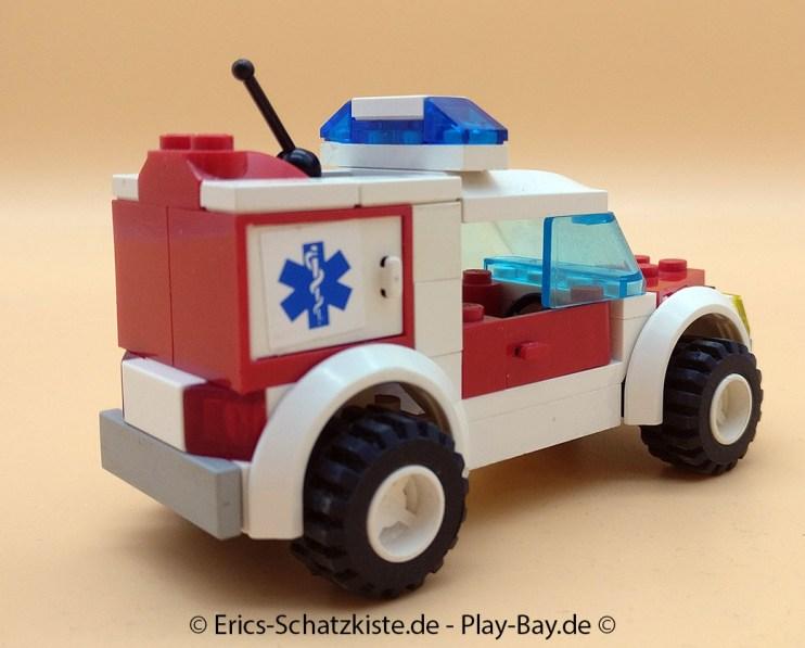 Lego® 7902 Notarztwagen Doctors car (Get it @ PLAY-BAY.de)